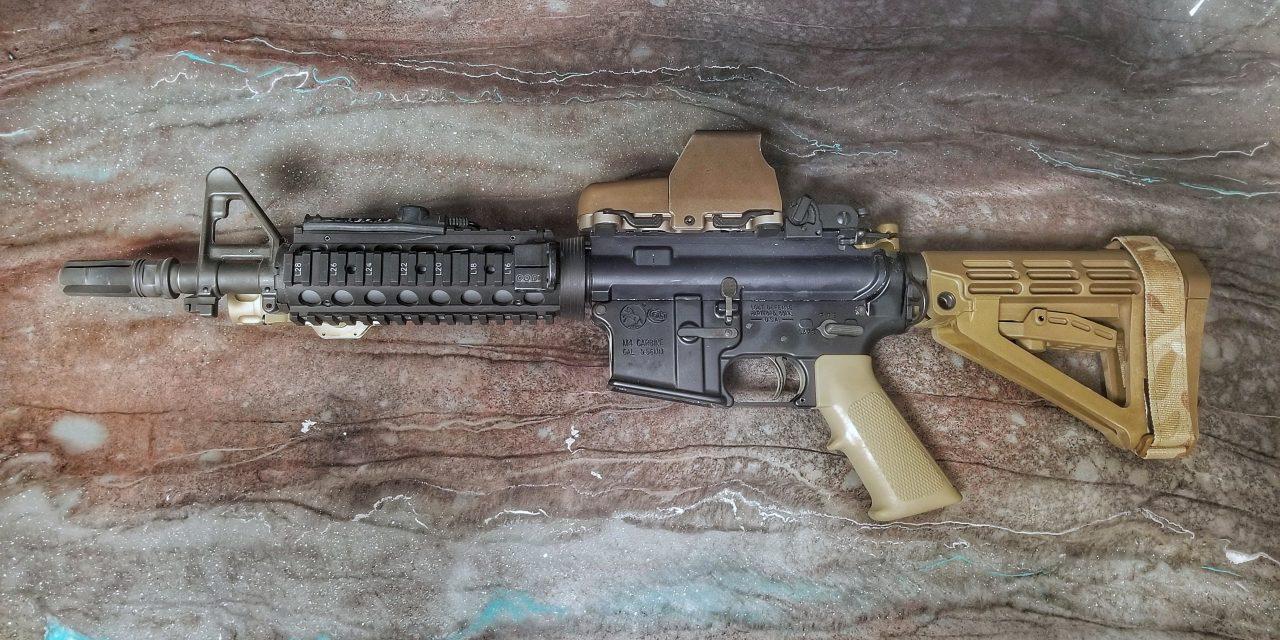 Pistol Braces and the BATFE.